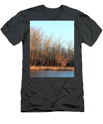 Waters Edge 2 Men's T-Shirt (Athletic Fit)