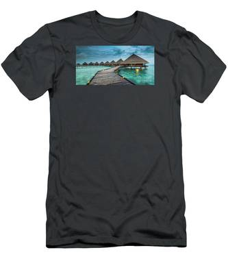 Way To Luxury 2x1 Men's T-Shirt (Athletic Fit)