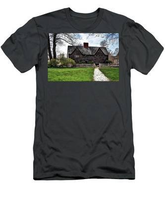 The John Whipple House In Ipswich Men's T-Shirt (Athletic Fit)