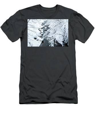 Winters Creek- Men's T-Shirt (Athletic Fit)