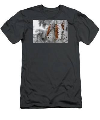 Yep, It's Winter Men's T-Shirt (Athletic Fit)