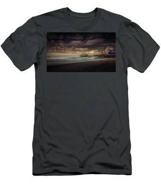 Enchanted Pier Men's T-Shirt (Athletic Fit)