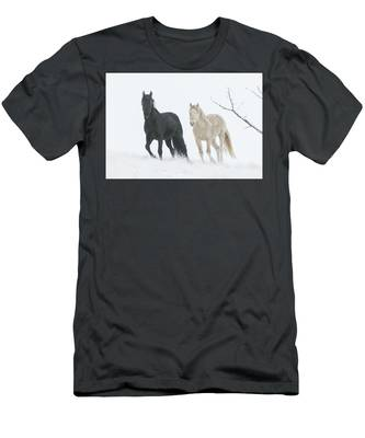 Cold Mountain Men's T-Shirt (Athletic Fit)