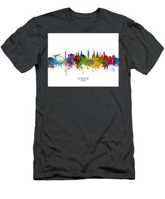 Designs Similar to Glasgow Scotland Skyline
