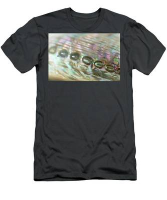 Abalone_shell_9892 Men's T-Shirt (Athletic Fit)