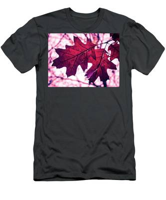 Autum's Ending Men's T-Shirt (Athletic Fit)