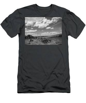 Beyond Here The Chair Project Men's T-Shirt (Athletic Fit)
