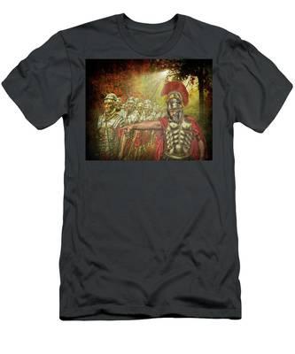 Caesar Men's T-Shirt (Athletic Fit)