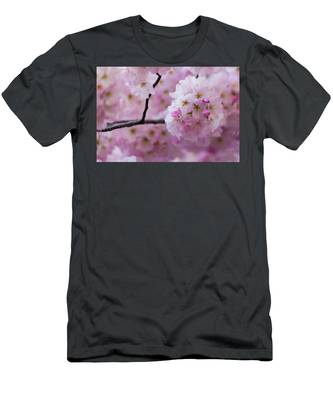 Cherry Blossom 8624 Men's T-Shirt (Athletic Fit)