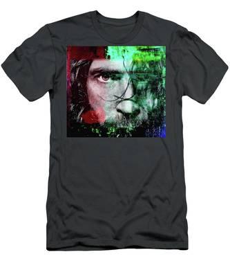 Chris Cornell Men's T-Shirt (Athletic Fit)