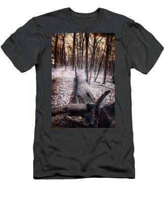 Dead Tree Men's T-Shirt (Athletic Fit)