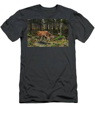 Designs Similar to Deer In A Forest Glade, 1912