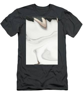 Men's T-Shirt (Athletic Fit) featuring the photograph Feminine I by Anne Leven