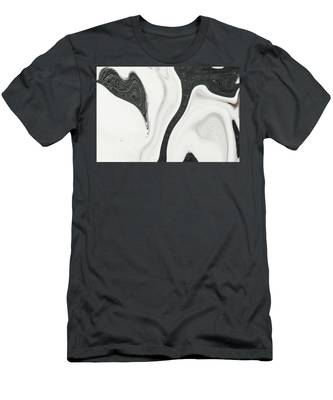 Men's T-Shirt (Athletic Fit) featuring the photograph Feminine II by Anne Leven