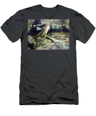 Forest Edge Men's T-Shirt (Athletic Fit)