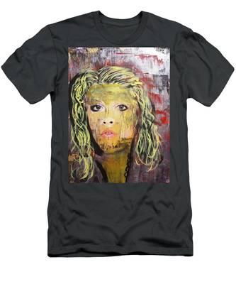 Gold Dust Woman Men's T-Shirt (Athletic Fit)