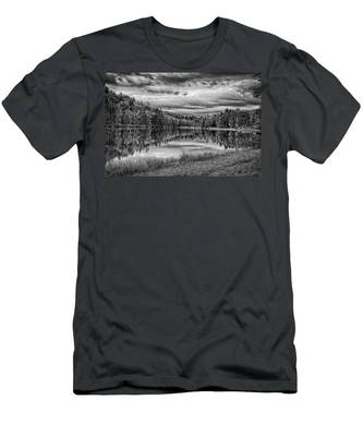 Lake Effect Men's T-Shirt (Athletic Fit)
