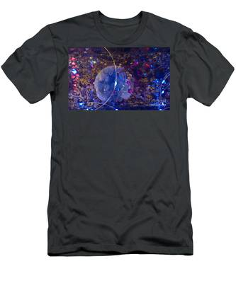 Man In The Moon Men's T-Shirt (Athletic Fit)
