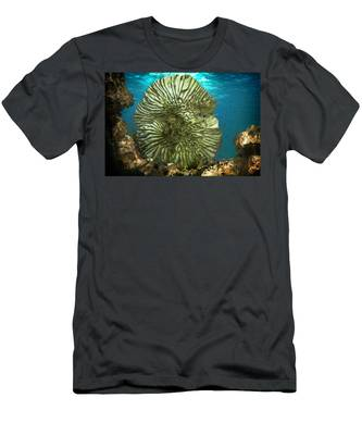 Ocean With Its Life Underground Men's T-Shirt (Athletic Fit)