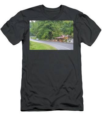 Saint Mary, Jamaica Men's T-Shirt (Athletic Fit)