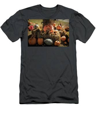 The Gords Are Ready For Autumn Men's T-Shirt (Athletic Fit) by Jeff Folger