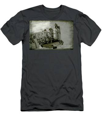 The Southside 3 Men's T-Shirt (Athletic Fit)