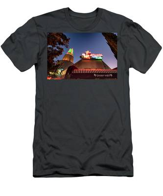 The Tower- Men's T-Shirt (Athletic Fit)