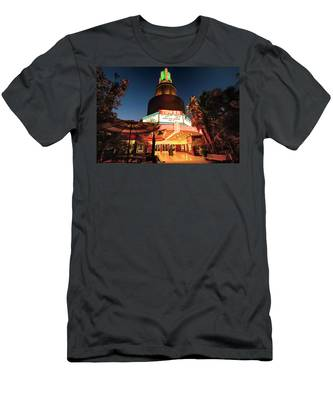 Tower Theater- Men's T-Shirt (Athletic Fit)