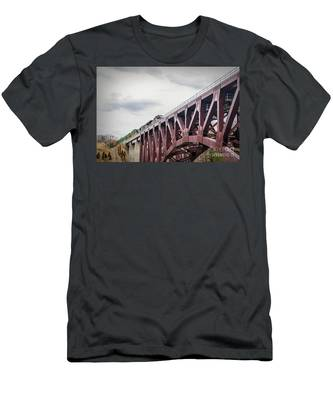 Train Over Letchworth Men's T-Shirt (Athletic Fit)