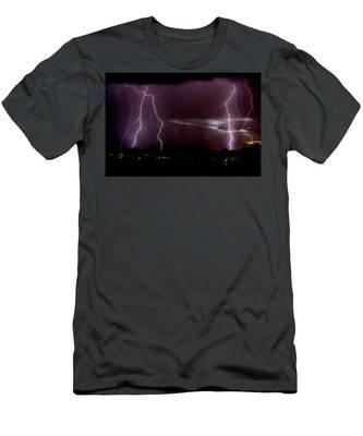 Zero Mississippi Men's T-Shirt (Athletic Fit) by Brad Wenskoski