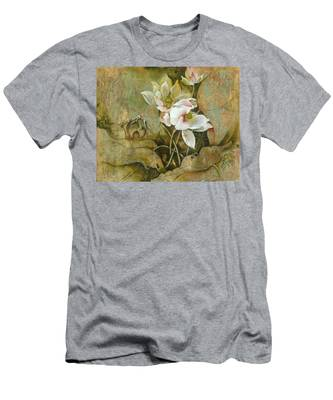 In Hiding Men's T-Shirt (Athletic Fit)