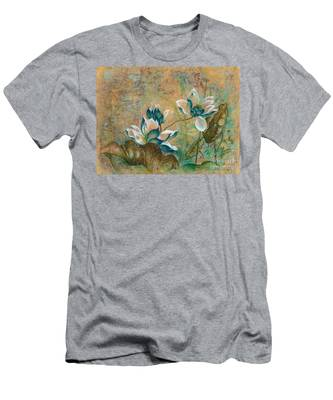 The Turquoise Incarnation Men's T-Shirt (Athletic Fit)