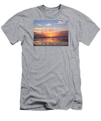 Painted Sky Men's T-Shirt (Athletic Fit)