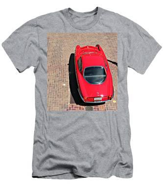 Alfa Romeo Giulietta Sprint Speciale Men's T-Shirt (Athletic Fit)