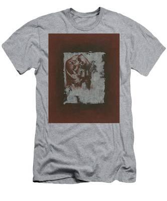 Black Rhino Men's T-Shirt (Athletic Fit)