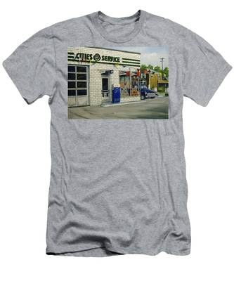 Bob's Men's T-Shirt (Athletic Fit)