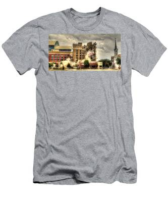Bringing Down The House Men's T-Shirt (Athletic Fit)