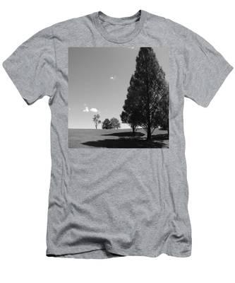 Davenport Park Men's T-Shirt (Athletic Fit)