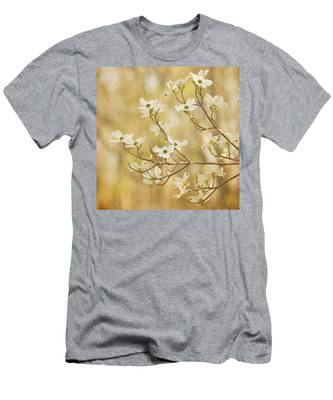 Days Of Dogwoods Men's T-Shirt (Athletic Fit)