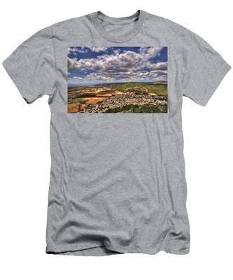 Emek Israel Men's T-Shirt (Athletic Fit)