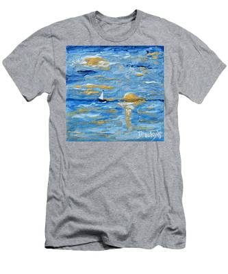 End Of The Storm Men's T-Shirt (Athletic Fit)