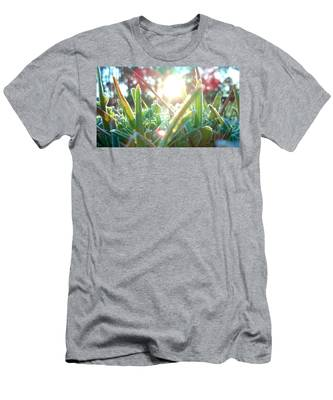 Frosty Flare Men's T-Shirt (Athletic Fit)