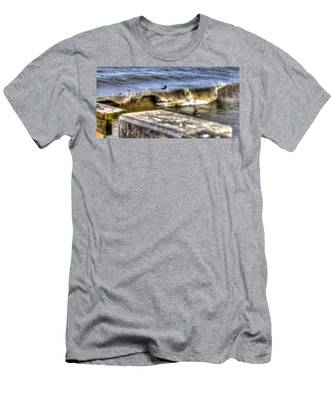 Gone In Seconds Men's T-Shirt (Athletic Fit)