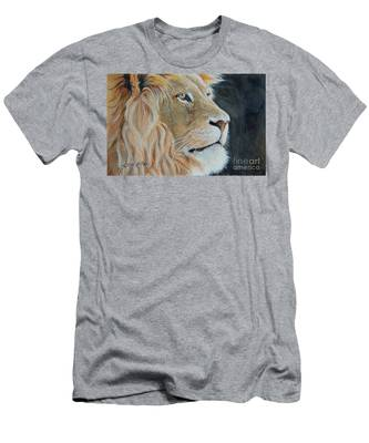 King Of The Forest.  Sold Men's T-Shirt (Athletic Fit)