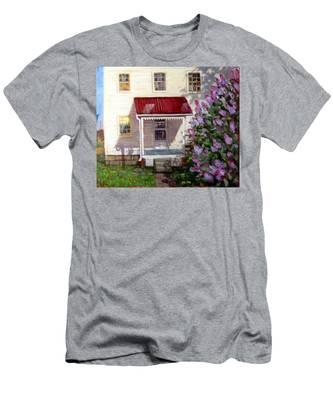 La027 Men's T-Shirt (Athletic Fit)