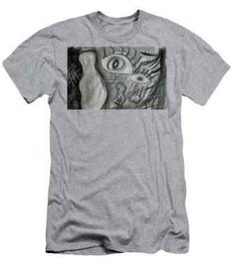 Lost In Chaos Men's T-Shirt (Athletic Fit)