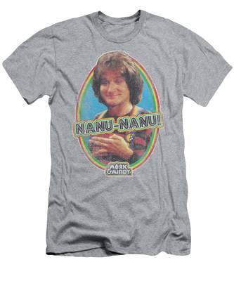 Mork And Mindy T-Shirts