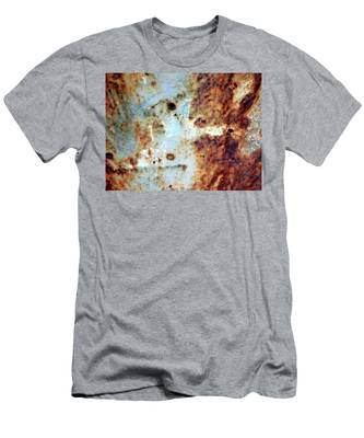 Natural Abstract 8 Men's T-Shirt (Athletic Fit)