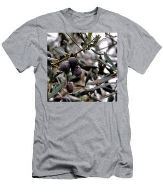 Nazareth Olives Israel Men's T-Shirt (Athletic Fit)