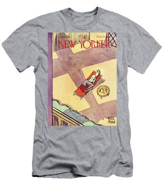 New Yorker July 10 1937 Men's T-Shirt (Athletic Fit)
